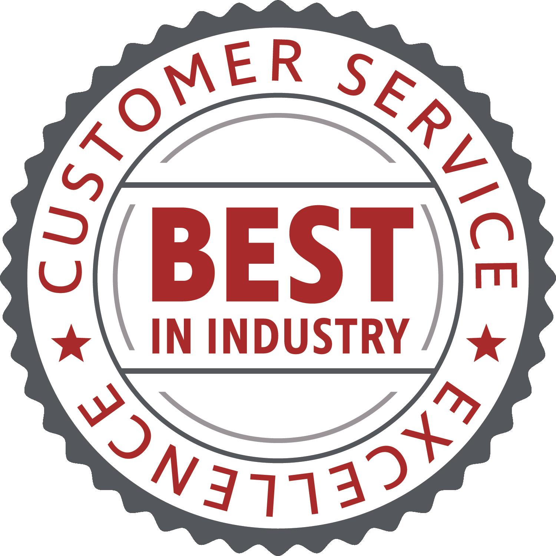 Best In Industry Seal